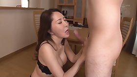 Busty Asian Mommy Likes Helter-skelter Fuck