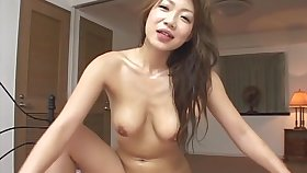 Smooth fucking in chum around with annoy bedroom with foxy Japanese Yuna Takizawa